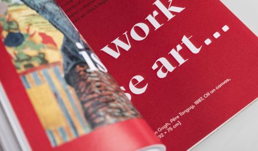 Design Project »Imagine Japan«, BookDesign